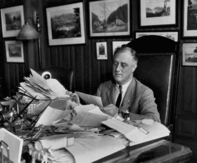 «Новый курс» Франклина Рузвельта и семь выводов для украинской власти