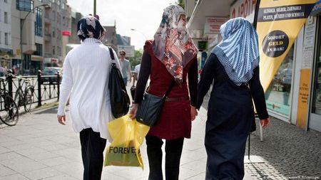 Сколько в Германии мусульман?