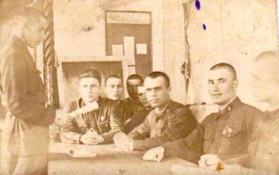 Бекир Умеров погиб в бою (2)