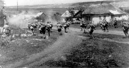 Усеин Люманов обратил фашистов в бегство