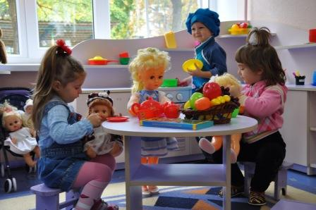 В Симферополе нет места для детсадов?