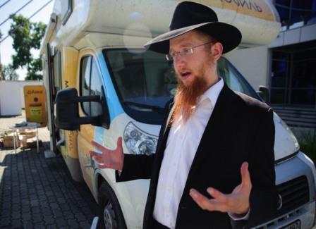 Лазар хочет построить в Крыму большую синагогу
