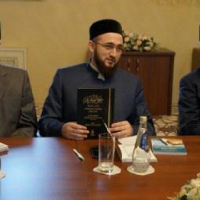 Муфтий Татарстана за татарский язык