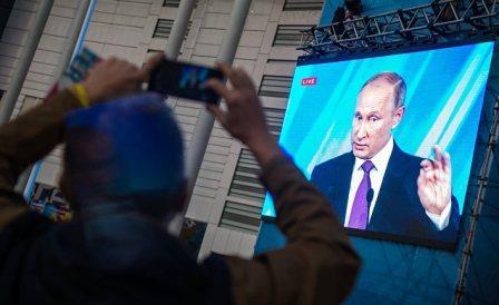 Старая федеративная Россия исчезает?