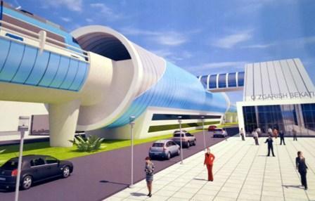 В Ташкенте строят надземное метро