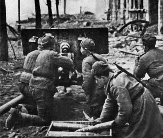 Сейт Ягья Ачкали уничтожал фаустников на улицах Берлина