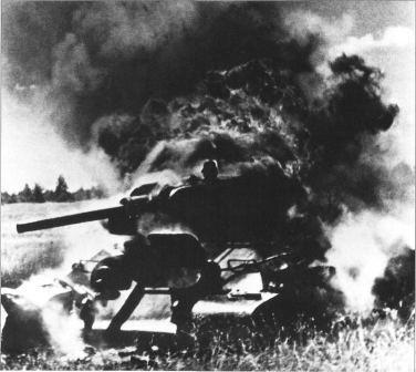 Эмирасан Умеров сгорел в танке