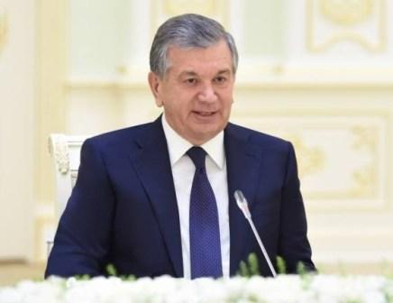 Шавкат Мирзиёев предложил создать Ассоциацию глав регионов ЦентрАзии
