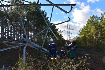 На третьи сутки после происшествия с подрывом опоры ЛЭП в районе Алушты и внешнего воздействия на газопровод около Партенита ФСБ признала, что это стало результатом диверсии