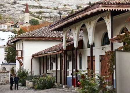 Бахчисарайскому музею-заповеднику 100 лет