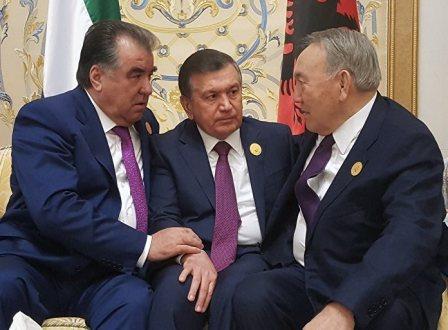 Страны ЦентрАзии идут на сближение