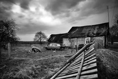 Кто убивает российскую деревню