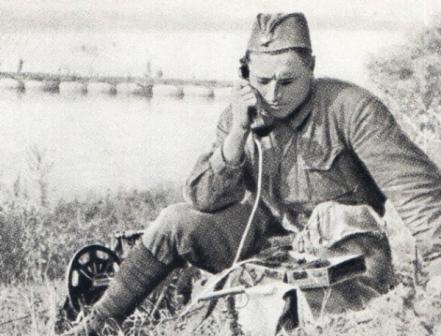 Суфьян Асанов обеспечивал связь в боевых операциях