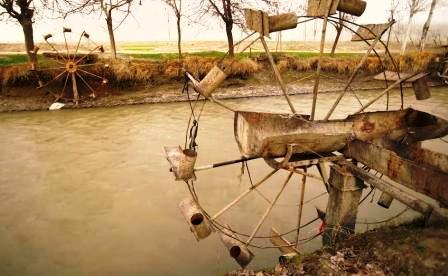 В Центральной Азии дефицит воды