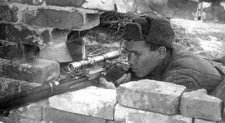 Эмир Трупчу на фронте был снайпером (2)