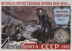 Якуб Умеров оборонял Одессу и Кавказ