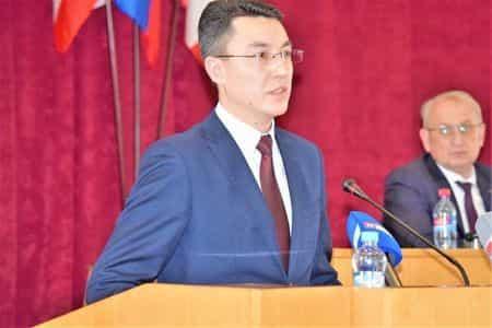 Аблаев назначен заместителем Лукашева