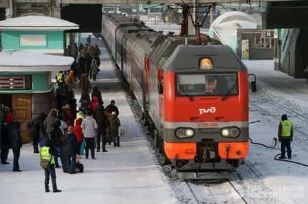 Поезда на юг пустили в обход Украины