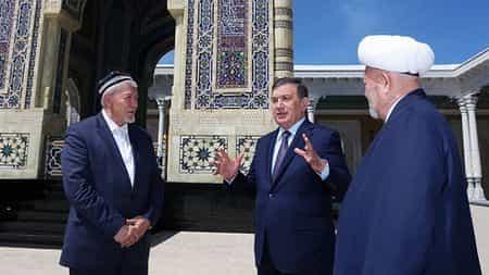 Шавкат рассказал о роли ислама в стране