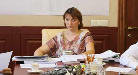 Чабан возглавила министерство экономразвития Крыма
