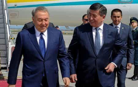 Казахстан и Кыргызстан расписали границу