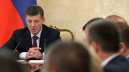 Козак едет в Крым с проверкой