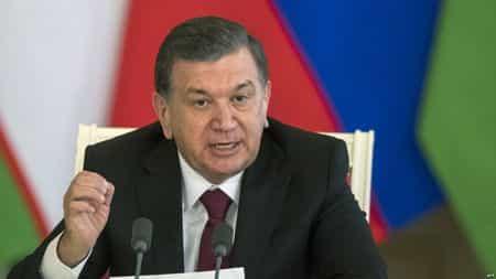 Шавкат Мирзиёев: Отныне служим народу