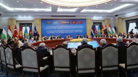 Тюрки собрались в Бишкеке