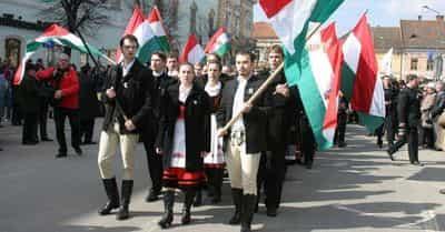 Венгры Закарпатья хотят автономии