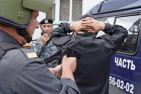 Задержан глава отдела полиции Алушты