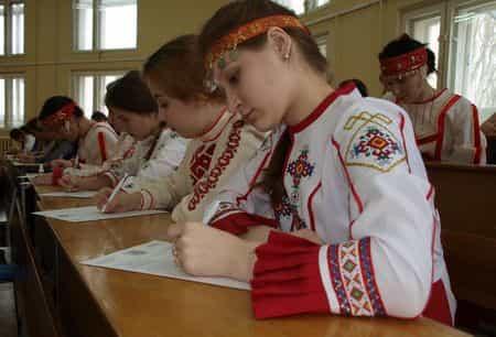 Чувашия выбирает родной язык