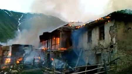 Почему в Дагестане горят дома?..