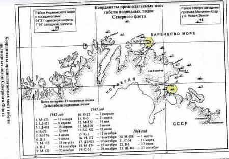 О крымских моряках, погибших под водой (4)