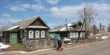 Как таджики с узбеками русские деревни спасают