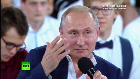 Какими были 17 лет с Путиным?