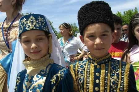 О народах России надо знать с детства