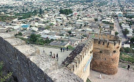 Самый древний город Дербент
