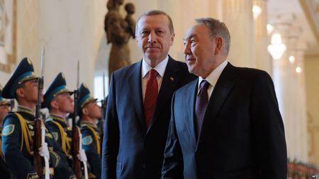 У Турции с Казахстаном все по плану