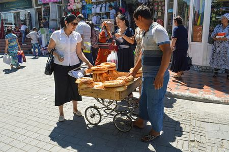 Хуш келибсиз в Ташкент