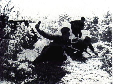 Сулейман Керимов погиб смертью храбрых в разведке