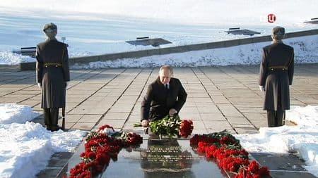 Мусуин Хаджабадинов участвовал в Сталинградской битве