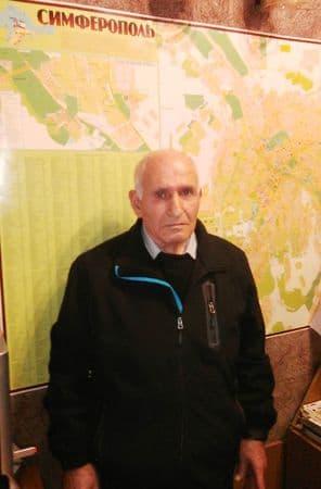 Энвер Аметов: Нам никто не вернул наши дома