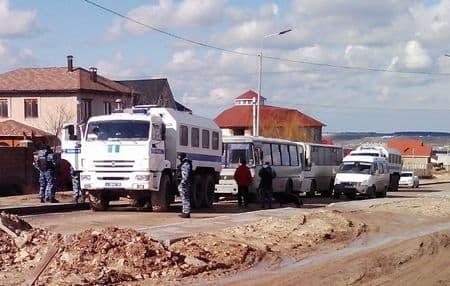 В Симферополе задержан инициатор голодовки