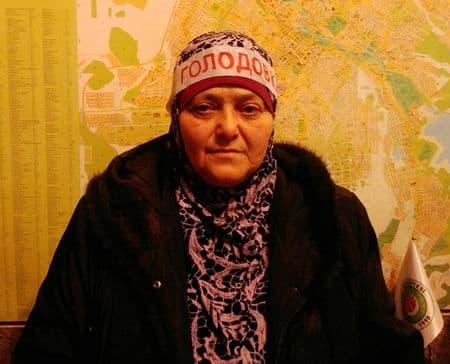 Мумине Ибраимова объявила голодовку