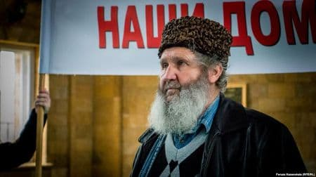 Участники земельных акций призвали не допустить сноса домов и мечетей крымских татар в Крыму