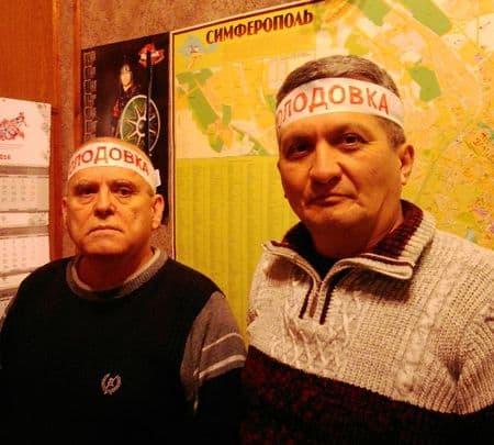 Идет десятый день голодовки делегатов на встречу с Президентом РФ