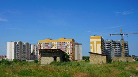 На Стрелковой сносят дома крымских татар
