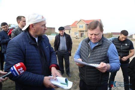 В Крыму решили узаконить четыре «поляны протеста»
