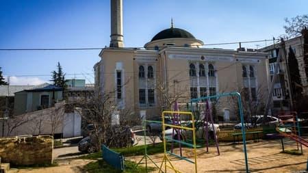 Как в Севастополе мечети строят