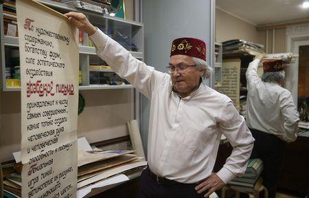 Татары десять веков писали арабской вязью
